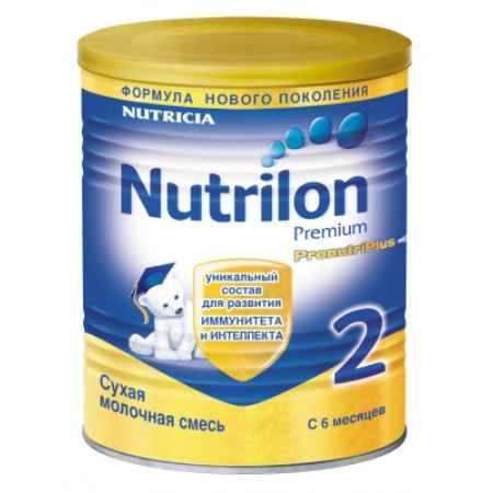 Купить Nutrilon Заменитель 2 пребиотики с 6 мес 400 г