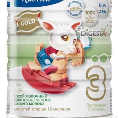 Купить Kabrita 3 GOLD Сухой молочный напиток с 12 мес. 400 г