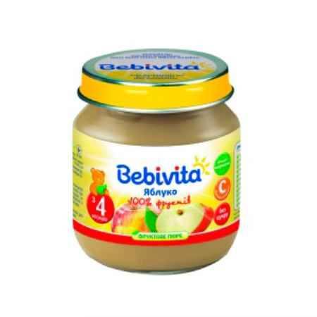Купить Bebivita Пюре Яблоко с 4 мес. 100 г