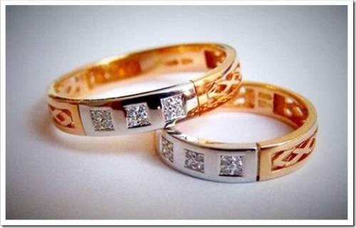 Бриллиант в обручальном кольце: романтика за деньги