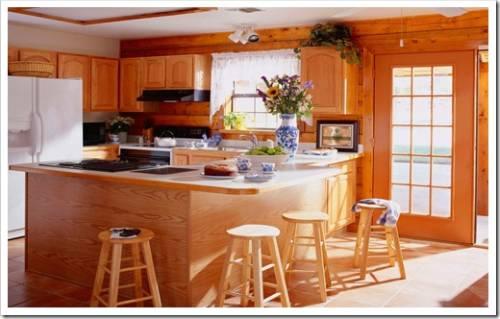 Планирование кухонного пространства