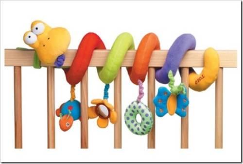 недорогой игрушки для новорожденного