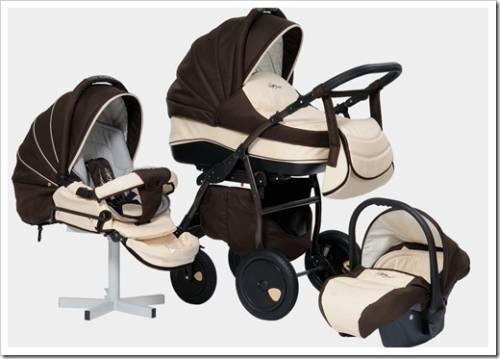 Особенности детских колясок Tutis Zippy 3 в 1