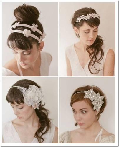 украшений для головы невесты