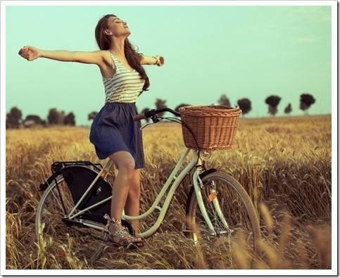 Рама женского велосипеда
