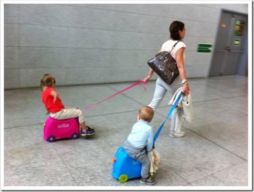 В чём заключаются качественные отличия детского и взрослого чемоданов?