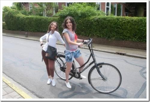 Виды велосипедов: специальные модели для женщин