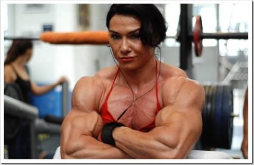 Рост мышечной массы в погоне за идеальным телом