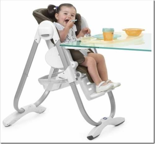 выбрать детский стул для кормления