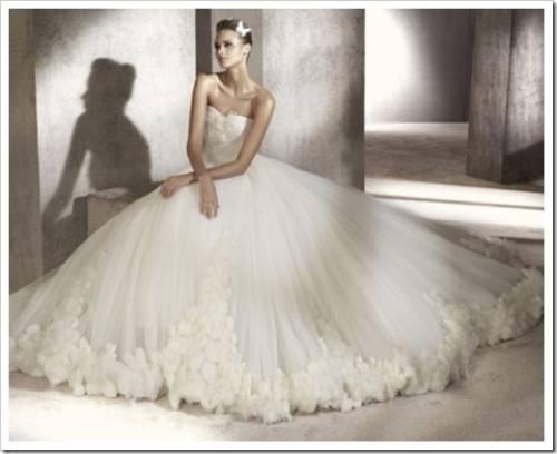 Приметы при покупке свадебного платья
