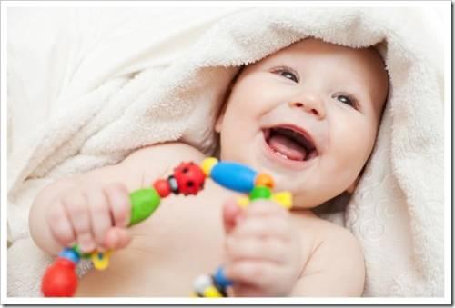 Новорожденный: развитие и прогулки