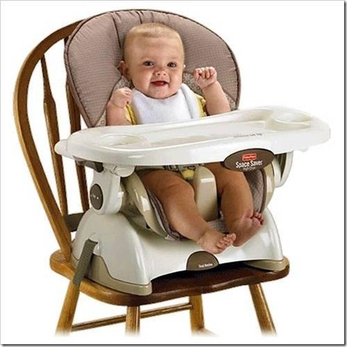 детский стул для кормления (от полугода до пяти лет)