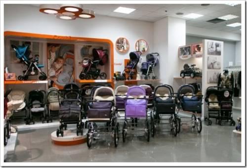 качественные коляски для детей в Киеве