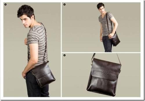 Материалы, из которых может быть изготовлена мужская сумка