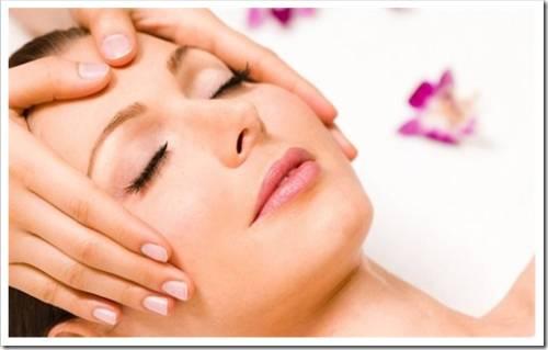 Техника движений для лицевого массажа