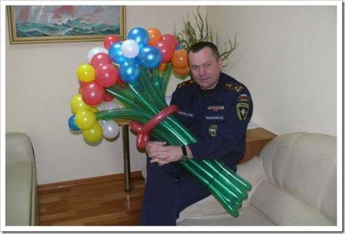 Воздушные шары: новое хобби