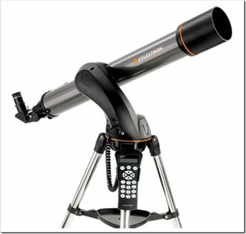 Как выбрать телескоп для любителя астрономии?
