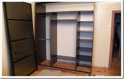 Какой шкаф-купе будет наиболее практичен