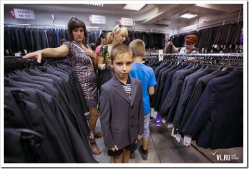 Выбор одежды в зависимости от возраста ребёнка