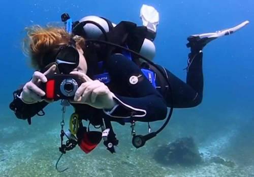 Как выбрать подводный фотоаппарат?
