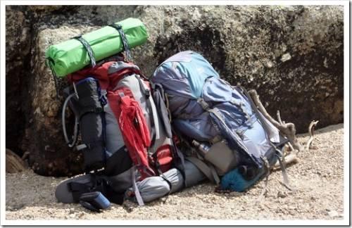 Оптимальный объём рюкзака и качественная фурнитура
