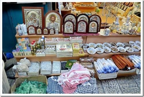 сувениры в Израиле