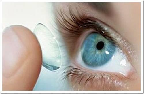 Рекомендации в отношении ухода за контактными линзами