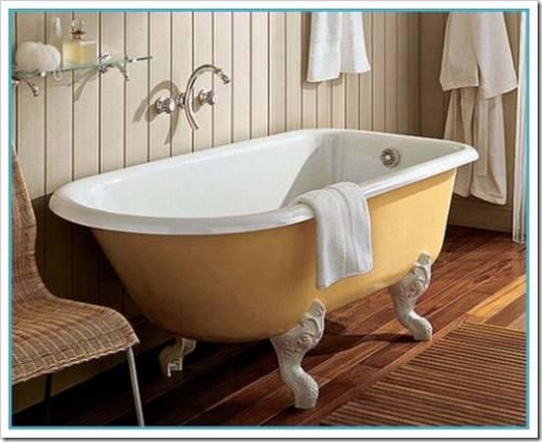 Литьё чугунной ванны и её форм-фактор