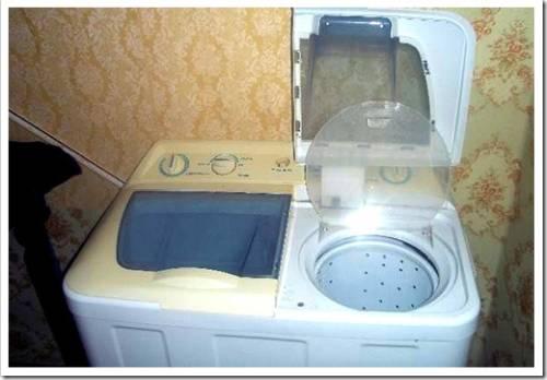 Преимущество использования стиральной машины