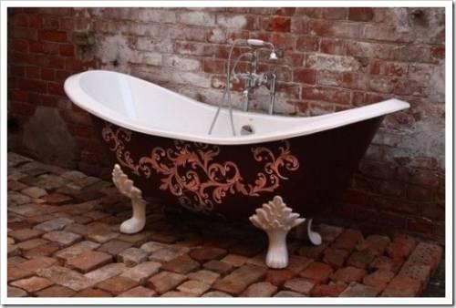 Дилемма выбора: встроенная или самостоятельная ванна?