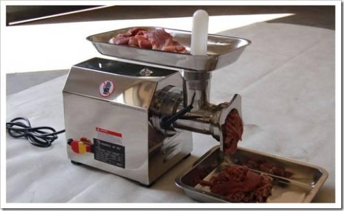 Главные критерии выбора мясорубки