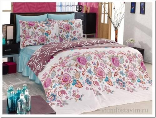 Домашний текстиль: белье из бязи
