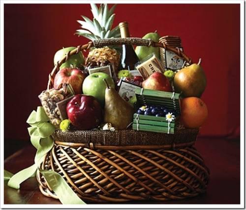 Как можно красиво упаковать фрукты?
