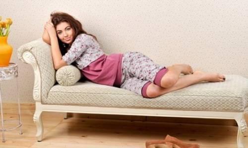 Какая одежда относится к женскому домашнему трикотажу