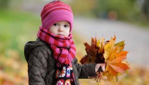 Как выбрать шапку, зная объем головы ребенка