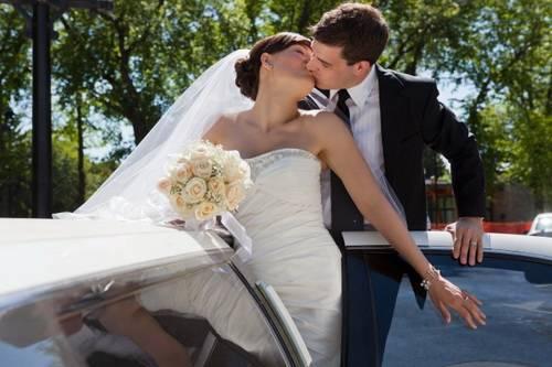 венчание и свадебное путешествие
