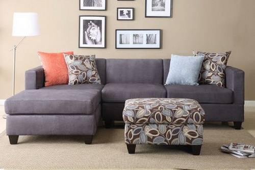 Как подобрать цвет дивана к интерьеру