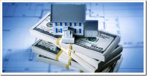 Вложение денег в недвижимость и получение средств с неё же