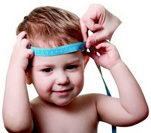 Как определить размер детской шапки
