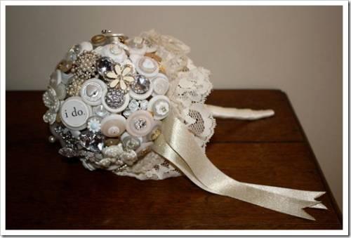 Букет на свадьбу символизирует любовь мужа