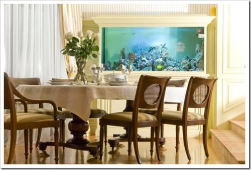 аквариум в квартиру