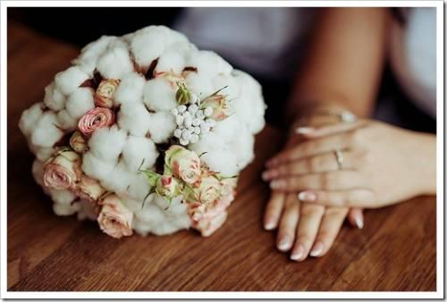 Свадебный букет: гарант семейного счастья