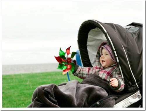 Комфорт ребёнка: система амортизации