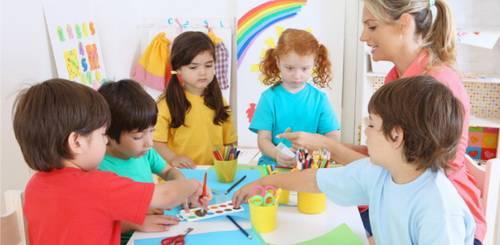 Чему учат в детских развивающих центрах