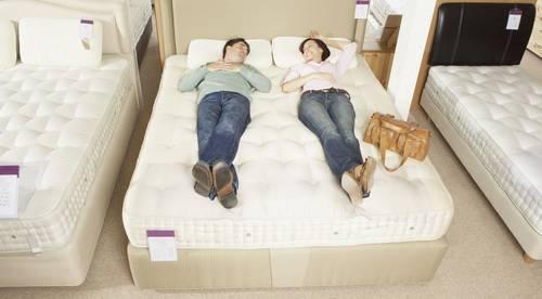 Как выбрать матрас для двуспальной кровати