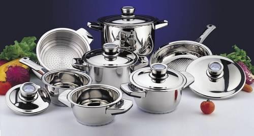 Преимущества посуды из нержавейки