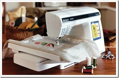 Компьютерные швейные машины: управление при помощи микроконтроллера