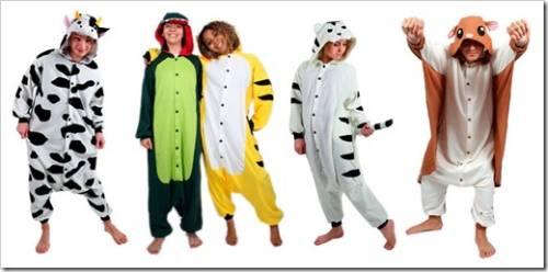 Кигуруми: пижама нового времени