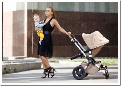 Возраст, с которого допускается прогулочная коляска