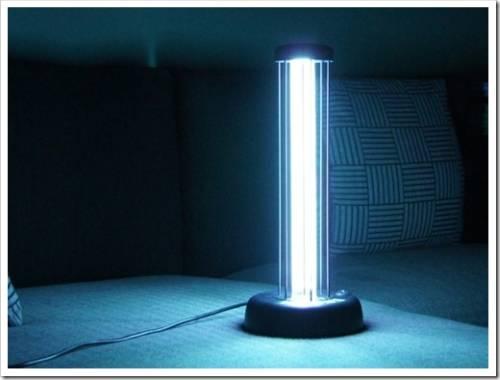 Покупка кварцевой лампы в Интернет-магазине